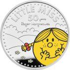 Little Miss 1 Unze Silber
