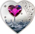 Silber Herzen: Brilliant Love