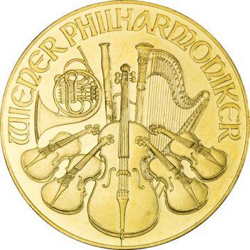 Philharmoniker 1 Unze Gold 1991