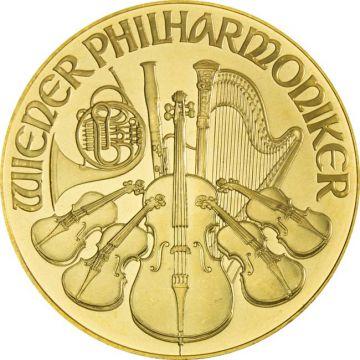 Philharmoniker 1 Unze Gold 1995