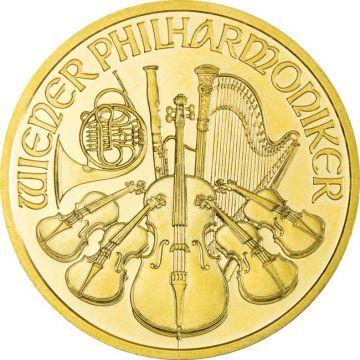 Philharmoniker 1 Unze Gold 1997