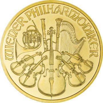 Philharmoniker 1 Unze Gold 1998