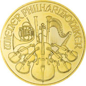 Philharmoniker 1 Unze Gold 2009
