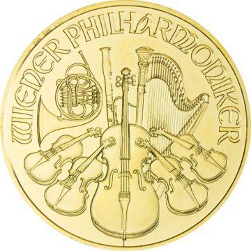 Philharmoniker 1 Unze Gold 2011
