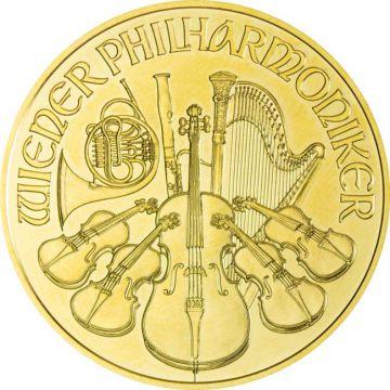 Philharmoniker 1 Unze Gold 2016