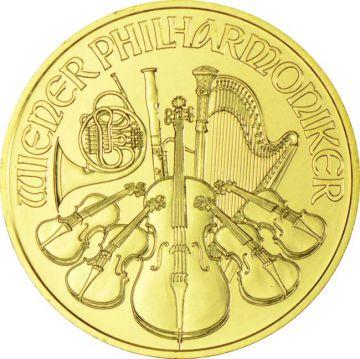 Philharmoniker 1 Unze Gold 2018