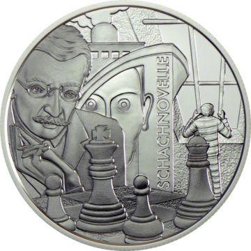 Europäische Schriftsteller - Stefan Zweig