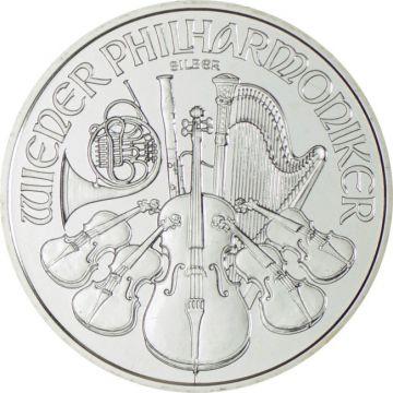 Philharmoniker 1 Unze Silber
