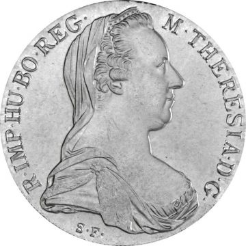 Maria Theresia Taler NP
