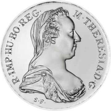 Maria Theresia Taler PP