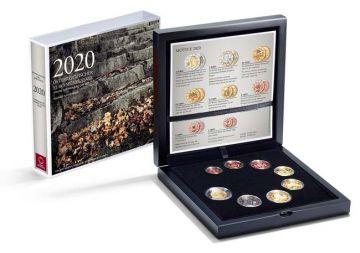 Euro-Münzensatz Polierte Platte