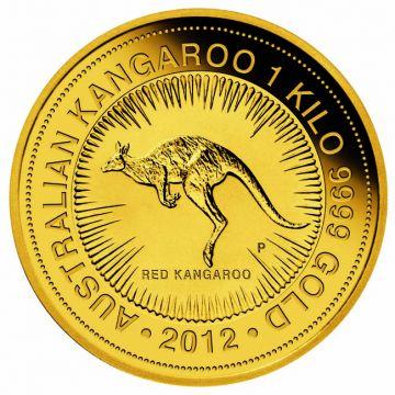 Kangaroo / Nugget 1.000 g Gold