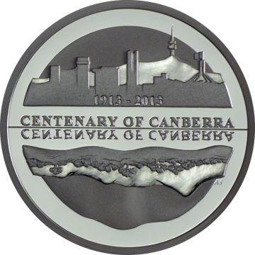 100 Jahre Canberra 1