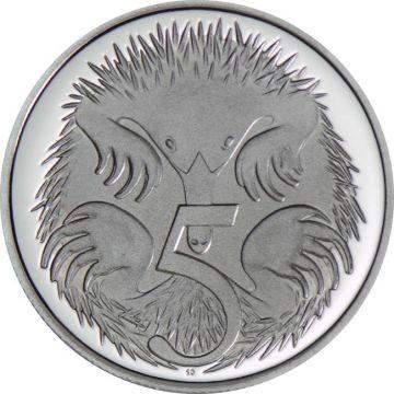 Australien 5 Cent 2013