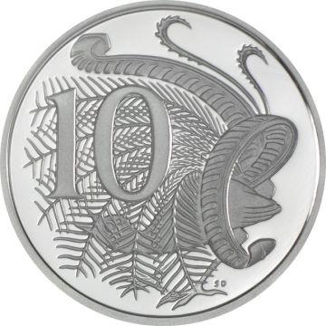 Australien 10 Cent 2013