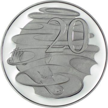 Australien 20 Cent 2013