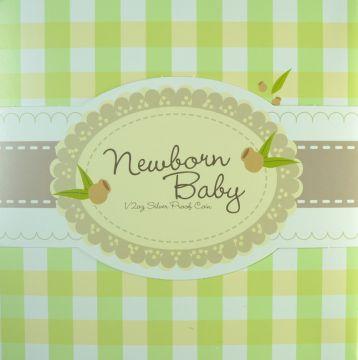 Neugeborenes Baby 1
