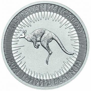 Kangaroo 1 Unze Platin 2021