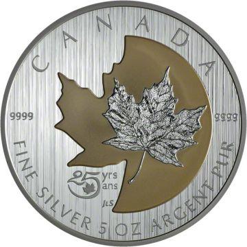 25 Jahre Maple Leaf 1