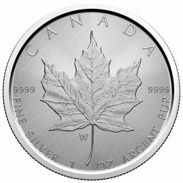 Maple Leaf W Mint Mark