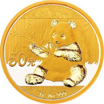 Panda 3 g Gold