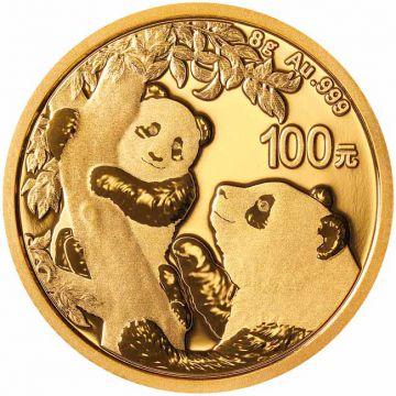 Panda 8 g Gold 2021