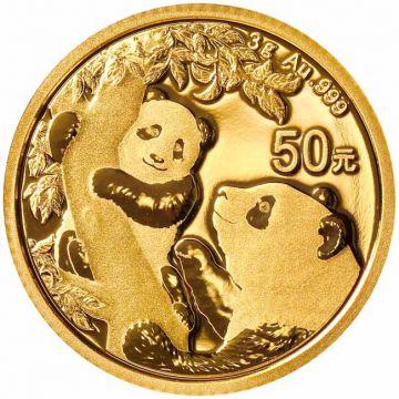 Panda 3 g Gold 2021