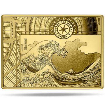 die Welle - Hokusai