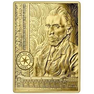 Selbstportrait - van Gogh