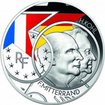 Mitterrand - Kohl