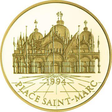 Markusplatz Gold