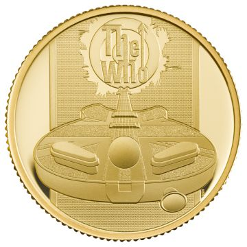 The Who 1/4 Unze Gold PP
