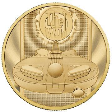 The Who 2 Unzen Gold