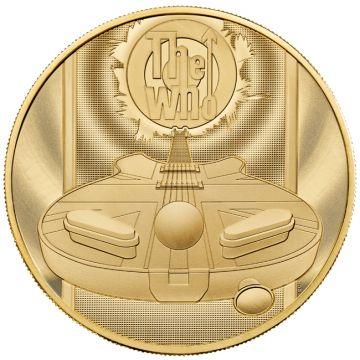 The Who 5 Unzen Gold