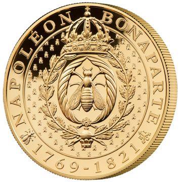 Napoleon Bonaparte Biene 1 Unze Gold