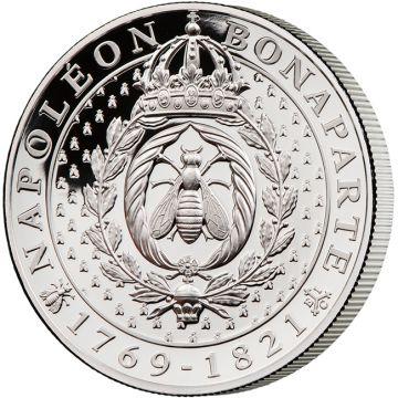 Napoleon Bonaparte Biene 1 Unze Silber
