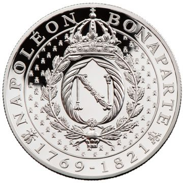 Napoleon Bonaparte N 1 Unze Silber