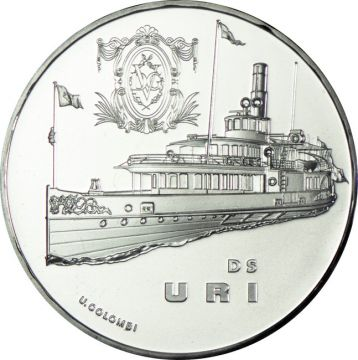 Dampfschiff Uri