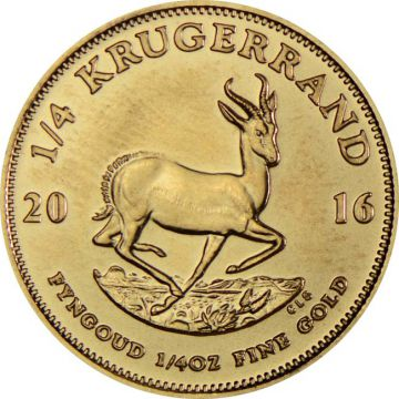 Krugerrand 1/4 Unze Gold