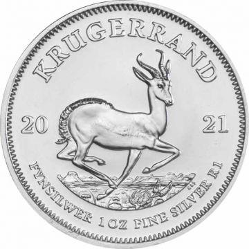 Krugerrand 1 Unze Silber 2021