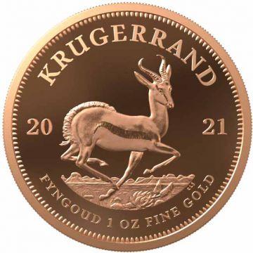 Krugerrand 2021