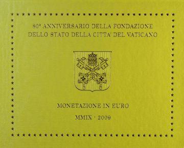 Kursset Vatikan: 2009