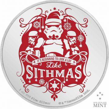 Star Wars - Weihnachtsgrüße