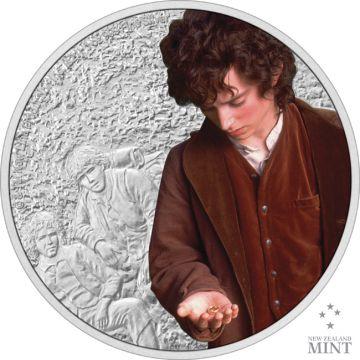Der Herr der Ringe - Frodo 1 Unze Silber