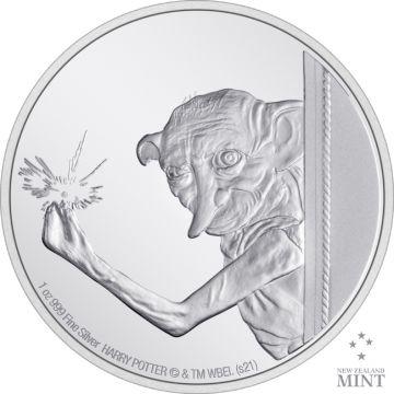 Dobby der Hauself 1 Unze Silber