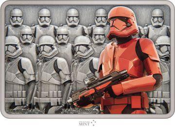 Sith Trooper 1 Unze Silber