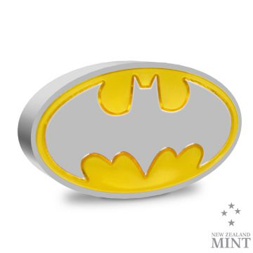 Batman Logo 1 Unze Silber