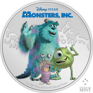 20 Jahre Monster AG 1 Unze Silber