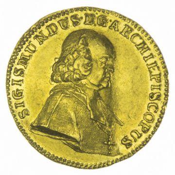Dukat 1760 1
