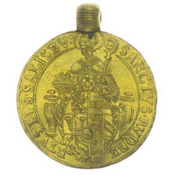 4 Dukat o. J. Turmprägung (nach 1594)